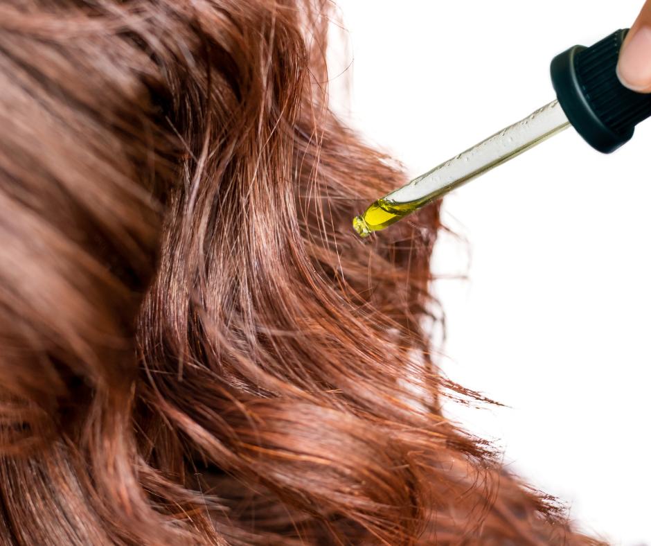 Olej jojoba na włosy ogrody piękna